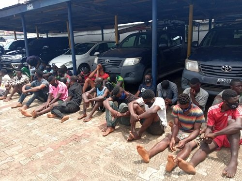 20-Year-Old Suspect Arrested By Police Confesses To Initiating Five Kids Into Secret Cult In Anambra 1
