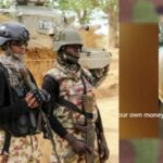 Nigerian Soldiers Lament Poor Feeding, Accuse Commanding Officer Of Embezzling Funds [Video] 27