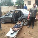 Man Gets Electrocuted To Death By High Tension Cable While Riding Motorcycle In Delta State 27