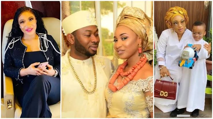 Actress Tonto Dikeh Says She Has Forgiven Her Ex-Husband, Churchill Olakunle [Video] 1