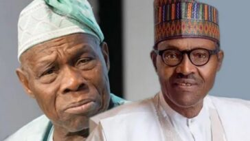 Obasanjo Missing As Buhari Names Railway Stations After Jonathan, Osinbajo, Tinubu, Others 7