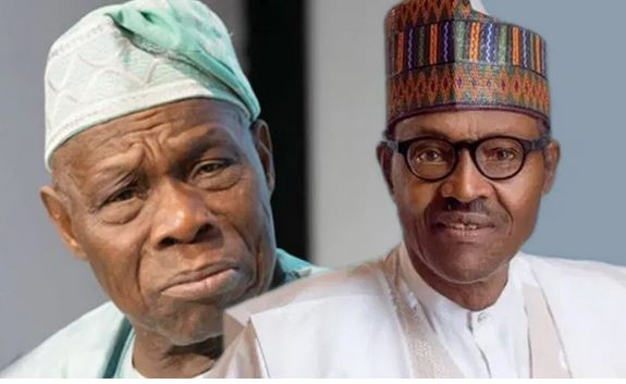 Obasanjo Missing As Buhari Names Railway Stations After Jonathan, Osinbajo, Tinubu, Others 1