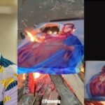 Singer Fuse ODG Burns Photo Of Jesus Christ, Says It's A Sign Of Oppression And Idol Worship [Video] 28