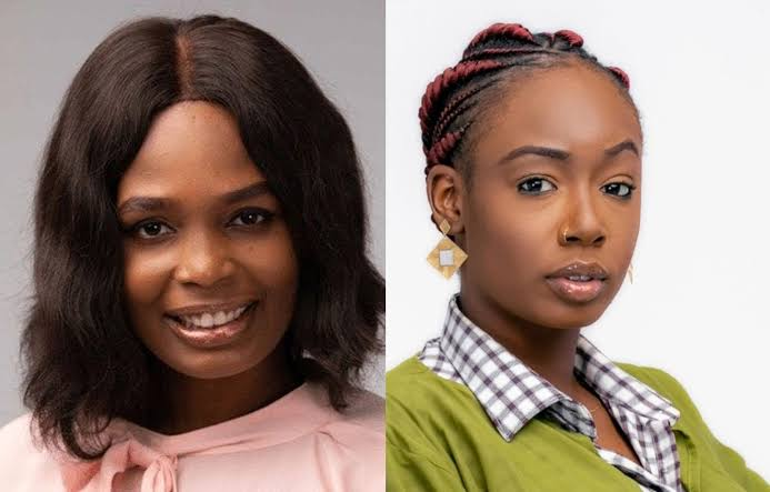 """BBNaija: """"You're A Weird Bɪtch With Mental Issues"""" - Tolanibaj Attacks Kaisha For Pushing Her [Video] 1"""
