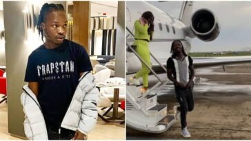 FG Lifts Ban On Airline That Flew Naira Marley To Abuja For Concert During COVID-19 Lockdown 5