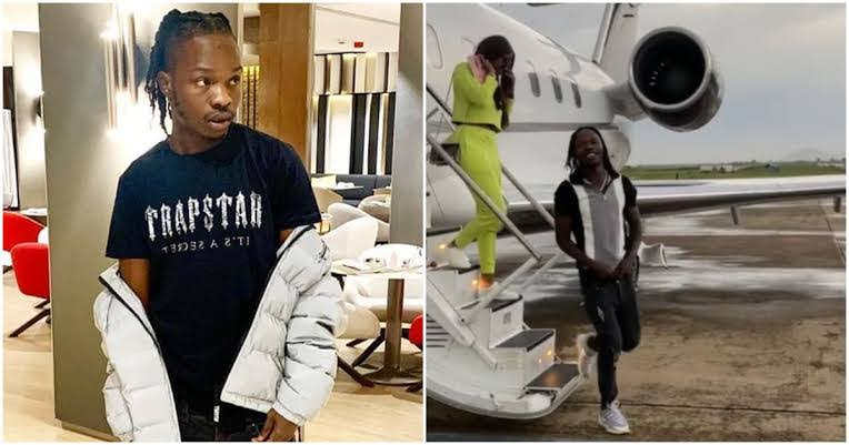 FG Lifts Ban On Airline That Flew Naira Marley To Abuja For Concert During COVID-19 Lockdown 1