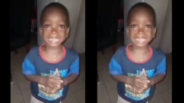"""""""Mummy Calm Down"""" - Nigerian Boy Negotiates His Way Out Of Beating By His Mother [Video] 5"""