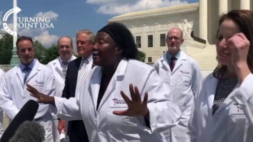 U.S Based Nigerian Doctor, Stella Emmanuel Claims Hydroxychloroquine Cures Coronavirus [Video] 4