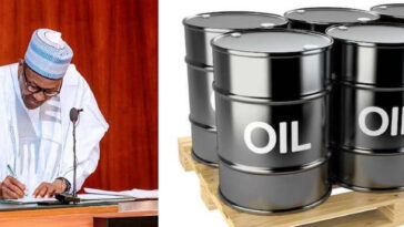 Nigeria Signs Deal To Repay $1.5 Billion Loan With 30,000 Barrels Of Oil Per Day For 5 Years 5