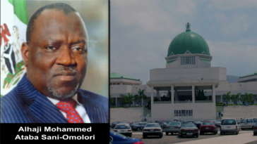 Court Orders Arrest Of Ex-NASS Clerk, Mohammed Omolori Over Alleged N400 Million Fraud 8