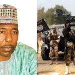 Governor Zulum Escapes Death As Boko Haram Terrorists Attacks His Convoy Again In Borno 27