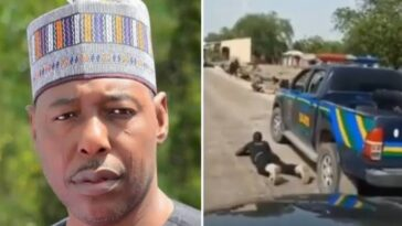Governor Zulum Blast Nigerian Army After Boko Haram Attacked His Convoy In Borno 7