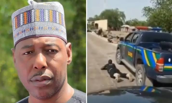 Governor Zulum Blast Nigerian Army After Boko Haram Attacked His Convoy In Borno 1