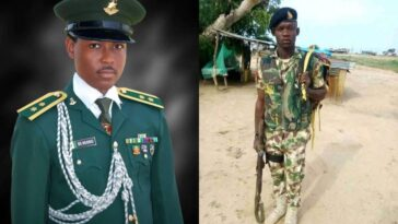 Nigerian Army Arrests Soldier Who Killed His Fellow Military Colleague Who Is Newly Married 6