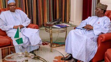 Nigeria May Crumble Totally If Nigerians Don't Pray For President Buhari - Yakubu Gowon 8