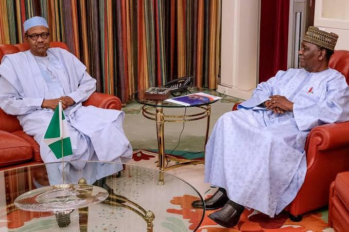 Nigeria May Crumble Totally If Nigerians Don't Pray For President Buhari - Yakubu Gowon 1