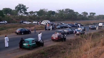 Sallah: Gunmen Kidnaps Passengers Travelling From Abuja To Kaduna For Eid-el-Kabir Celebration 6