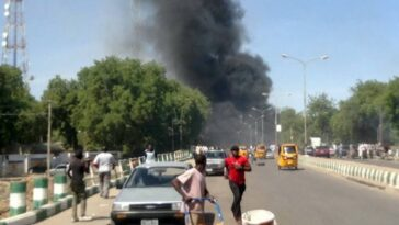 2 Dead, 16 Injured As Boko Haram Terrorists Fire Mortars In Maiduguri 7