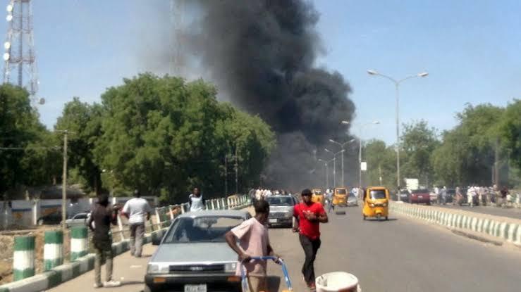2 Dead, 16 Injured As Boko Haram Terrorists Fire Mortars In Maiduguri 1
