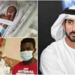 Dubai Prince Settles Hospital Bill Of Stranded Nigerian Couple Who Gave Birth To Quadruplets [Photos] 27