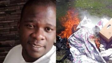 """Burn Your Wife's Clothes If She Doesn't Dress In A Way You Like"" - Nigerian Man Advises 1"