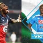 Napoli Announces Signing Of Nigerian Striker, Victor Osimhen From Lille 28