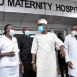 Sanwo-Olu, wife celebrate Eid-el-Kabir with patients, health practitioners at hospitals 27