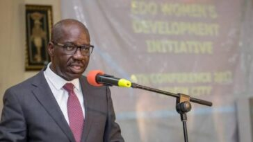 Police From Abuja Are In Edo State To Arrest Our Supporters - Governor Obaseki Alleges 9