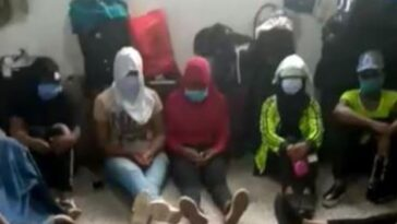 Over 27 Nigerian Girls Stranded In Lebanon Begs President Buhari To Bring Them Home [Video] 2