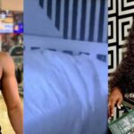 BBNaija: Praise And Ka3na Caught On Camera Having Sεx Under The Duvet Live On TV [Video] 28