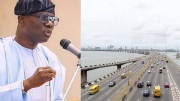 Governor Sanwo-Olu Rescues Man From Suicide Attempt On Third Mainland Bridge Over N500K Debt 8