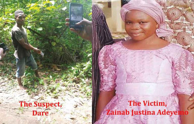 Okada Rider Arrested For Rαping 12-Year-Old Girl To Death In Ondo State 1