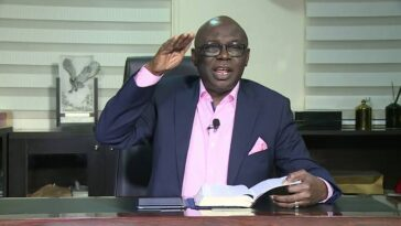 Pastor Tunde Bakare Warns Churches Against Reopening Despite Government Giving The Go-Ahead 6