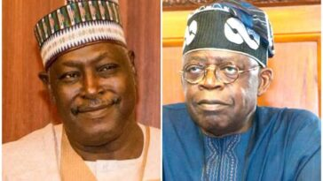 Nobody Can Prevent Tinubu From Contesting 2023 Presidency – Ex-SGF, Babachir Lawal 3