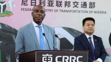 """Nigeria Will Pay China Loan Back In 20 Years"" – Minister Of Transportation, Rotimi Amaechi 5"