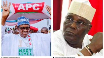 APC Says Atiku Lacks Moral Right To Criticize Buhari's Government Over Chinese Loans 6