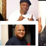 Akpabio Names Orji Kalu, James Ibori, Emma Uduaghan As Beneficiaries Of NDDC Contracts 28