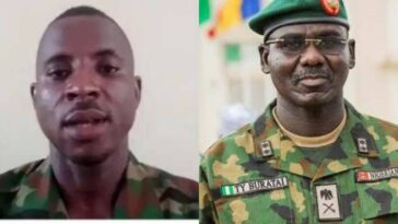 Nigerian Army Disobeys Court, Bars Lawyer From Seeing Detained Soldier, Lance Corporal Martins 5