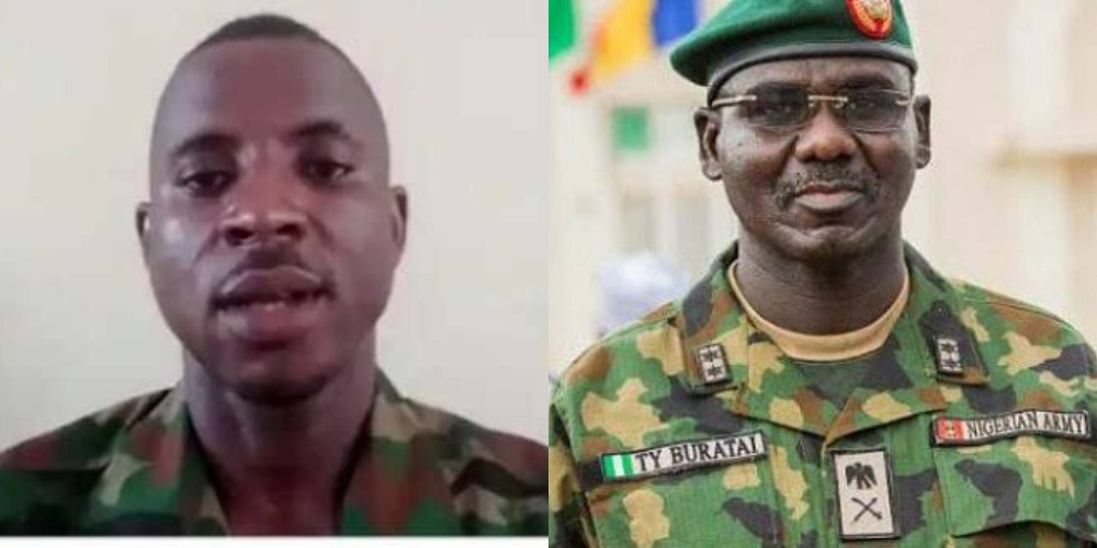 Nigerian Army Disobeys Court, Bars Lawyer From Seeing Detained Soldier, Lance Corporal Martins 1
