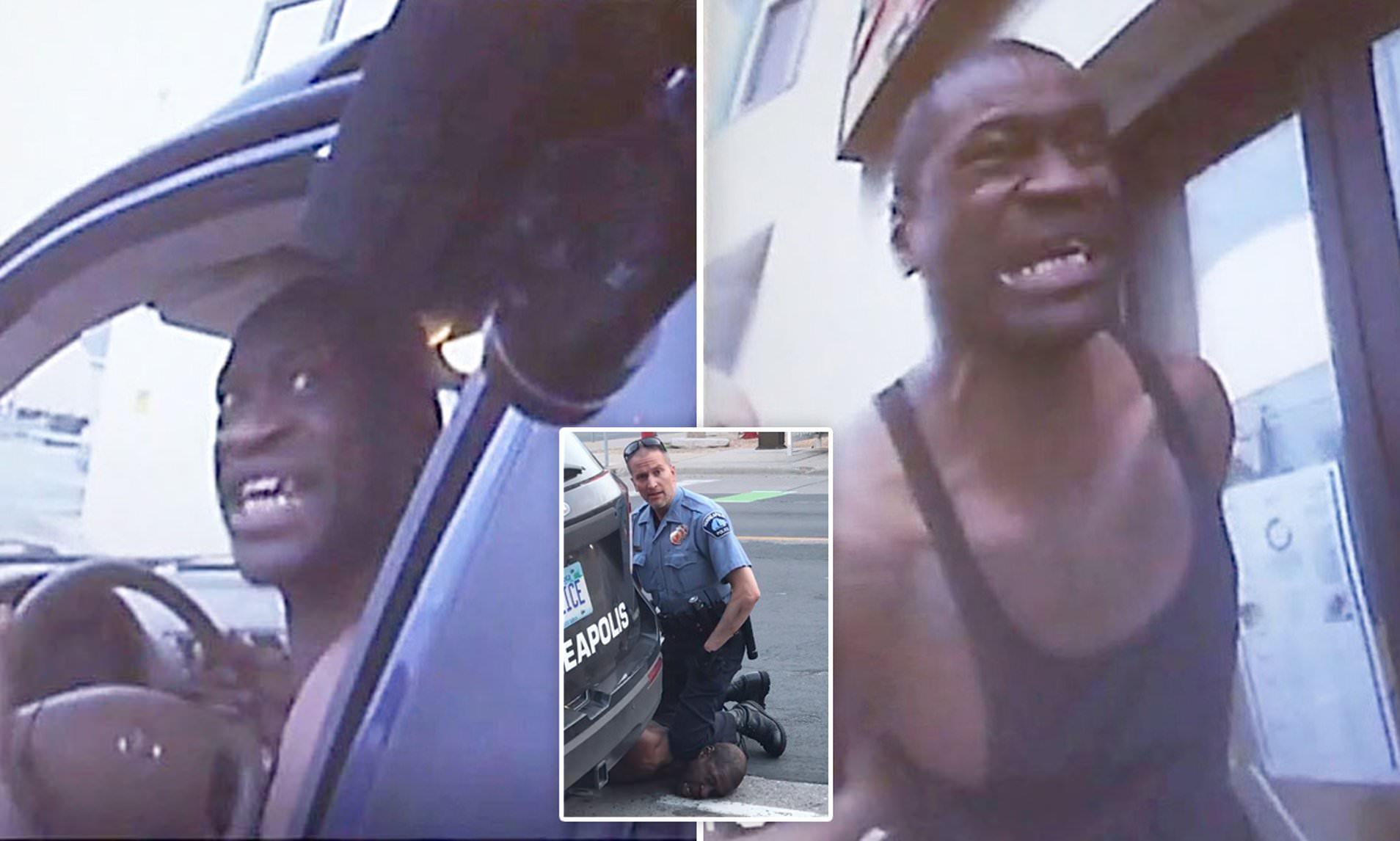 Leaked Police Bodycam Footage Showing George Floyd Resisting Arrest, Debunks 'Racism' Narrative 1