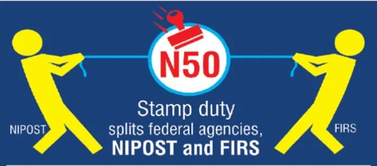 FIRS Replies NIPOST As The Two Nigerian Agencies Fights On Twitter Over Stamp Duty Collection 1