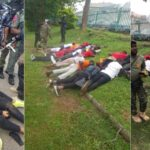 RevolutionNow: Over 60 Protesters Arrested And Subjected To Inhuman Treatment In Abuja [Photos] 30