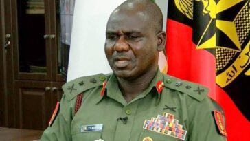 Nigerian Army Reacts After Two 'Dismissed Soldiers' Were Arrested In Bullion Van Robbery 1