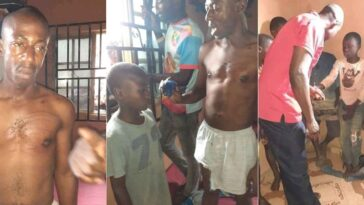 Suspected Ritualist Caught Using 'Handkerchief' To Steal Manhood Of Children In Bayelsa [Photos] 8