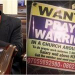 Lagos Church Wants Unemployed Nigerians To Apply For Prayer Warrior Job For N30,000 Salary 27