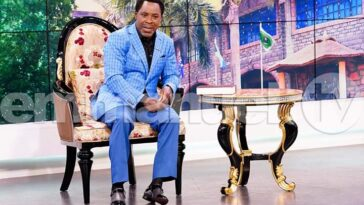 "COVID-19: ""I Need To Hear From God Before Opening My Church"" – Prophet TB Joshua Says [Video] 2"