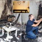 Man Accidentally Burns Down His Apartment As His Romantic Proposal Goes Horribly Wrong 27