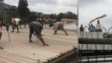 Edo Speaker And Deputy Impeached As Suspected Thugs Removes Assembly's Roof And Mace [Video] 4