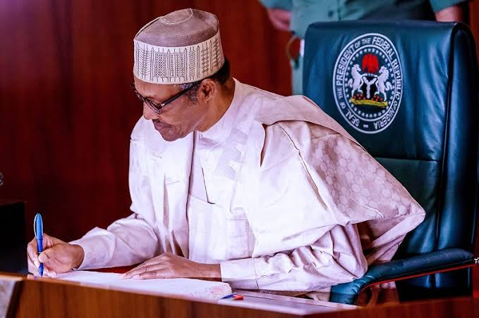 President Buhari Signs Amended Companies And Allied Matters Bill Into Law For Business Owners 1