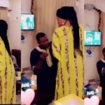 Drama As Man Forces Ring On Girlfriend's Finger After She Rejects His Marriage Proposal [Video] 29